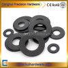 Rondella piana nera/pianamente guarnizione di ASME B 18.22.1/DIN125/DIN6916