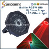 18 X 10W RGBW 4 in 1LED Beam PAR Light