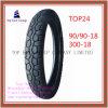 90/90-18 300-18, lange Lebensdauer ISO-Nylon 6pr, Motorrad-inneres Gefäß, Motorrad-Reifen