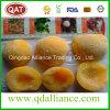 Замороженный желтый персик Halves персик IQF желтый