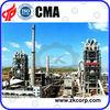 Proceso Húmedo Planta de fabricación de cemento