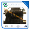 85g-100g Black Fabric avec Wire Backed Silt Fence