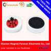 RoHS CertificationのカスタムPopular Whiteboard Plastic Magnetic Button