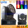 Mini 4*10W DEL Beam Stage Light Moving Head Lighting