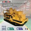 Tipo trifásico a estrenar 2015 de la salida de Lvhuan generador refrigerado por agua del biogás de 200 kilovatios