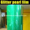 Diamante Glitter Film con Air Free Channels per Car Wrap