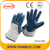 Het anti-scherpe Nitril Jersey bedekte de Handschoenen van het Werk van de Bedrijfsveiligheid (met een laag 53003)