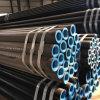 Tubulação de aço sem emenda laminada da precisão 35mn5 redonda para o transporte do gás