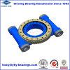 21 Zoll-Doppelendlosschrauben-Durchlauf-Laufwerk für Behälter-Kran