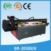 Impresora plana ULTRAVIOLETA de la plantilla del chorro de tinta de Digitaces de la venta caliente