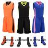 China-kundenspezifischer Hersteller-Basketball-Kleidung-Verkaufs-Jersey-Großhandelsentwurf
