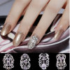 2016 유행 3D Alloy Sticker Nail Art Metal Decoration Nail Alloy Accessories Art Nail