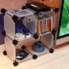 CD/DVD 선반 또는 책장 또는 사무실 조직자 또는 목욕탕 Cabintet (FH-AL1100)