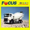 9CBM de Vrachtwagen van de Concrete Mixer van HINO/de Vrachtwagen van de Mixer van de Doorgang (Reeks HDT)