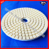 100mm Wet Diamond Abrasive Pad para Marble, Granite Floor