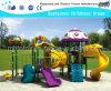 Equipamento bonito e colorido do campo de jogos ao ar livre para jardim de infância (HA-04401)