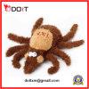Jouets animaux velus bourrés velus d'animal familier de jouet de chien d'araignée de peluche