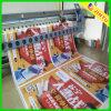 Нестандартная конструкция рекламируя стикер ярлыка винила PVC