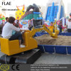 Rit op Fair Excavator voor Kid