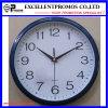 Часы стены нового печатание логоса типа 12inch круглые пластичные (EP-Item12)
