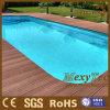 L'eau et Mould Proofing, WPC Decking pour Swimming Pool.