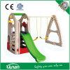 Conjunto de Swing de Casa de Juegos para Niños con Diapositiva