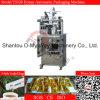 Macchina per l'imballaggio delle merci automatica pneumatica liquida del sacco laterale di sigillamento tre