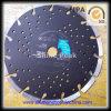 180 mm diamante vio la lámina para el granito de porcelana