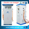 Cargador rápido de la C.C. del coche eléctrico con el conector de Chademo