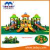 Kinder gebogene Plättchen-Spielplatz-Plättchen