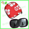 Plastic Cute portable CD DVD Carrying Case (0136)