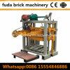 手動縁の機械またはセメントの空のブロック機械