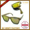 Neues faltbares Sunglass mit 100% dem hölzernen Material &UV400 (FX15069)