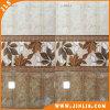 Mattonelle di pavimento di ceramica della parete della porcellana gialla popolare di permesso del materiale da costruzione