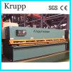 Machine de tonte hydraulique pour la plaque d'acier inoxydable de découpage
