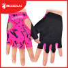 Тип Breathable изготовленный на заказ перчатки перчатки поднятия тяжестей гимнастики