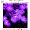 크리스마스 나무 휴일 훈장 LED 끈 빛