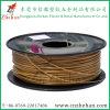 Couleur d'or 3mm ABS Impression Filaments