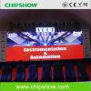 Mur polychrome d'intérieur élevé de vidéo de la définition P6 DEL de Chipshow