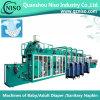 Maquinaria usada de alta velocidade Full-Automatic do tecido do bebê (YNK500-SV)