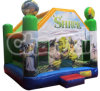 Bouncer gonfiabile commerciale di successo di Shrek, castello gonfiabile CS104 del Bouncer