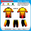 Honorapparel Top Quality Sublimation Custom Cycling 저어지와 Shorts