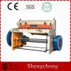 Máquina de estaca elétrica do fabricante de China para a placa de aço