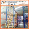 Estantes resistentes profesionales del entresuelo del metal del almacenaje