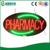 Signe acrylique de lettre de pharmacie de Custmoized LED (HSP0140)
