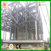Atelier professionnel/entrepôt de structure métallique d'armature élevée en métal
