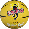 Basket-ball en caoutchouc de sept tailles (XLRB-00330)