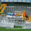Модель раздела машины завода с внутренне структурой (BM-0671)