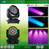 Indicatore luminoso brandnew di illuminazione del locale notturno della fase LED di 36PCS*10W 4 in-1 RGBW