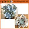 Белизна & мешок перемещения ювелирных изделий золота Silk
